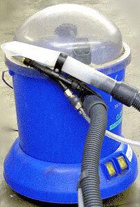 Autopolster reinigen - Polsterreinigungsgerät