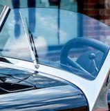 Glasklare Autoscheiben - Scheibenreinigung