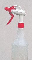 Sprühflasche zur Cockpitpflege